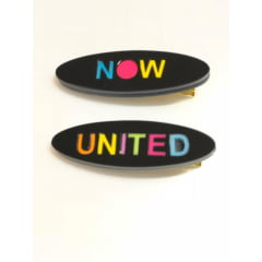 Hair clips par infantil Now United