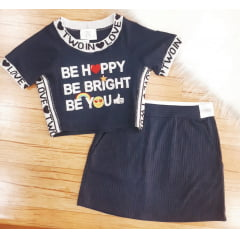 Conjunto be happy Twoin